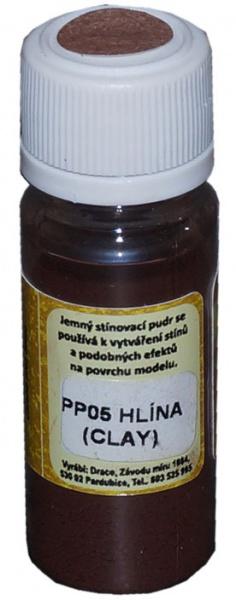 PP05 Hlína