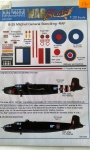 KW 32050 B-25 Mitchel General Stencilling-RAF
