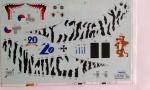 91069  Mil Mi-D Hind D, 4011, Zipper Tiger