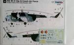 93163 Mil Mi-9 Hip G Czech Air Force and Luftwaffe