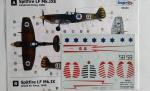 93184  Spitfire LF Mk.IXE Israeli A.F.