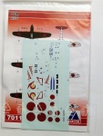AV  7211 Kawasaki KI-61 I Tei  1/72