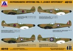 AV 4010 Early Spitfires MK I