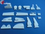 U 48-10 Yak-7 upgrade set