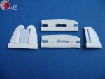 U 48-11 Fiat C.R.42 control surfaces