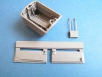 U 48-32 E.E.Canbera nose wheel bay for Airfix