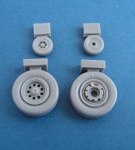 U 48-43 Mirage 2000 wheels