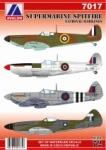 AV  7017 Supermarine Spitfire Nationals markings