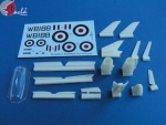 U 72- 68 H.Hunter WB 188+decal sheet