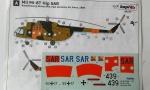 93124 Mil Mi-8T Hip SAR