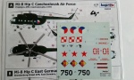 93162 Mi-8 Hip C Czechoslovak Air Force