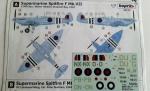 93173 Supermarine Spitfare F Mk,VII