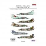 ACD 48026  Israeli Mirage IIICJ/BJ IAF