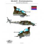 ACD 35001  Mi-24V - Experimental Camouflage