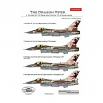 ACD 48022  The Dragon Viper - F-16A/C