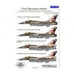 ACD 72022  The Dragon Viper F-16A/C IDF