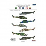 ACD 72024  American Hinds Mi-24/25/35 in the Latin America
