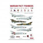 ACD 48005 Warsaw Pact Fishbeds MiG-21F-13/PF/FL/PFM/U Vol.1