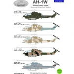 ACD 72007  AH-1W Whiskey in Combat