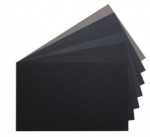 Sada brusných papírů  93x230 mm