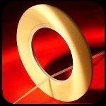 JMD Paper Masking Tape 1,25 mm  (papírová)