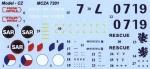 MCZA 7201 W-3A SOKOL,,SAR 0719