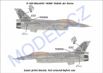 MCZA 7205 F-16D Block52 Polish Air Force,,Tigers4082