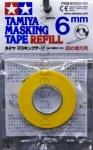 Maskovací páska Tamyia  6 mm