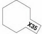 X35 Lak polomatný