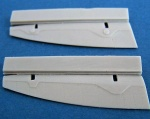 U 48-66 Spitfire Mk. V metal covered ailerons