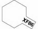 XF-86 Flat Clear (Matný lak)